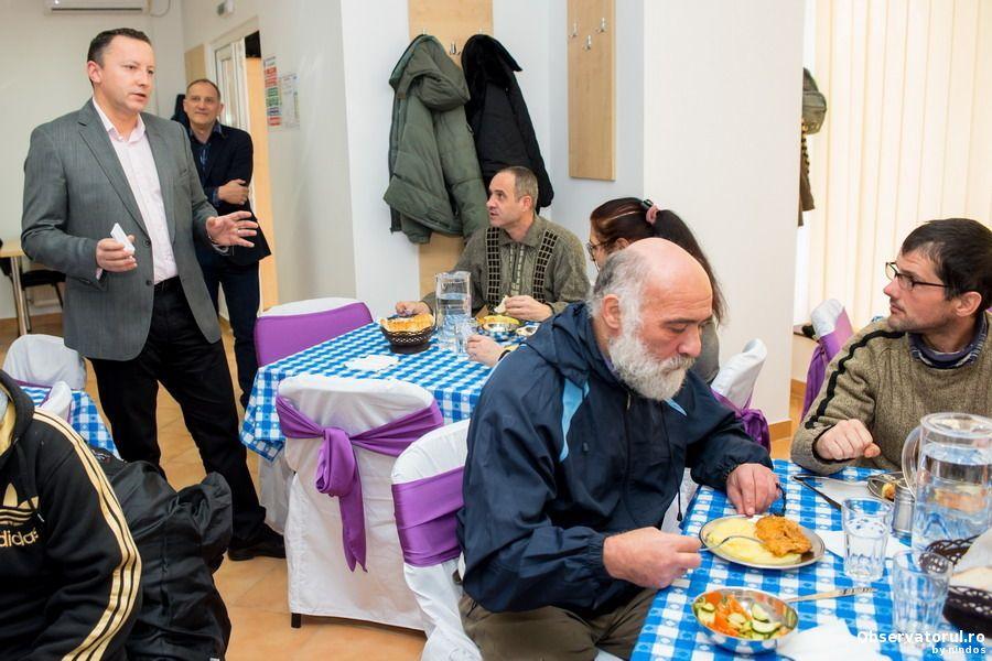 Cantina Sociala Crangasi, un ultim refugiu in fata deznadejdii