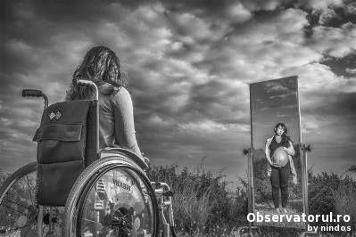 Expozitie de fotografie cu rolul de a stopa sterilizarea fortata a femeilor si fetelor cu handicap