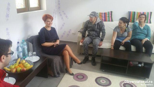 Lia Olguta Vasilescu are in plan infiintarea de noi servicii sociale