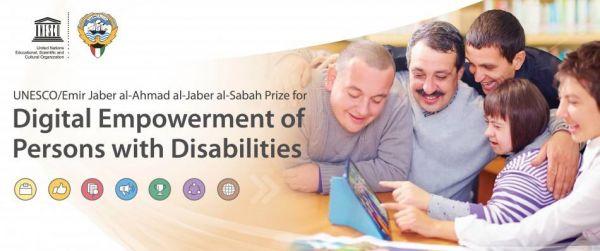 40 000 de dolari premiu pentru contributii in promovarea incluziunii si imbunatatirii vietii persoanelor cu handicap
