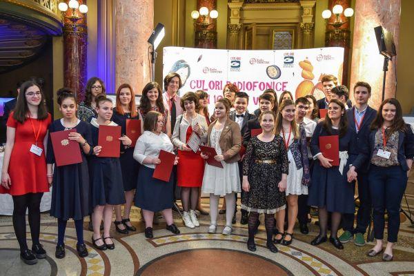 1001 de voci in culori radiofonice, proiect dedicat copiilor nevazatori