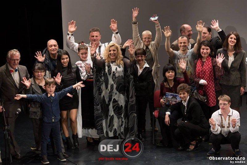 Primarul si viceprimarul municipiului Dej, recompensati in cadrul Galei Oameni aproape Invizibili