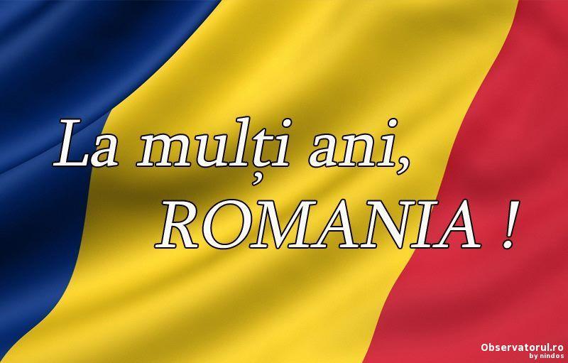 La multi ani, Romania