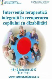Interventia terapeutica integrata in recuperarea copilului cu dizabilitati