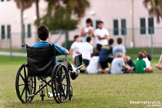 Drepturile copiilor cu dizabilitati si ale persoanelor care ii au in grija