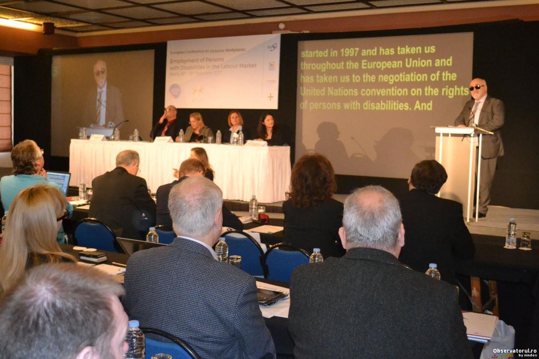 Accesul la informatie si reprezentare, solutia pentru o Romanie europeana si o Europa unita