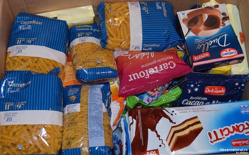 Primaria Sectorului 3 primeste cereri pentru acordarea de alimente persoanelor cu venituri reduse