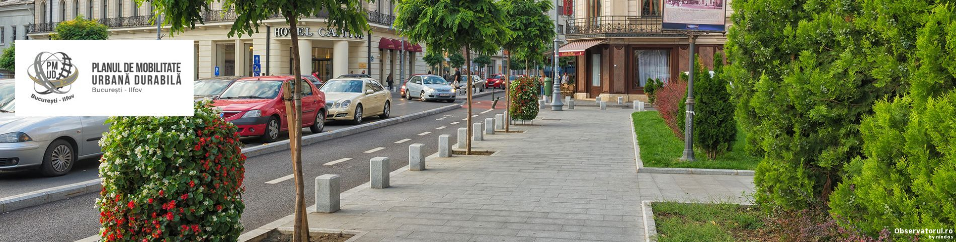 Planul de Mobilitate Urbana Durabila, dezbatere publica