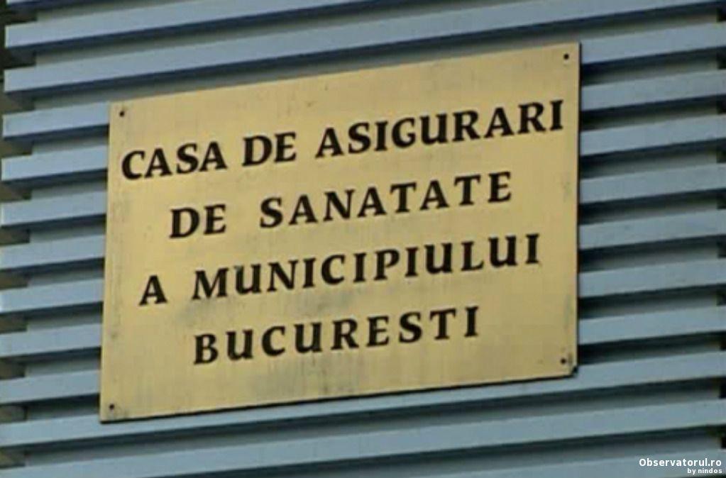 CASMB  pune in aplicare masurile dispuse de CNAS