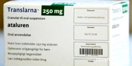 Ataluren, Tratament pentru distrofia musculara Duchenne, pentru prima data in Romania