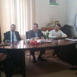 Presedintele ANPD, Adrian Vlad Chiotan, a reiterat deschiderea catre dialog, consultare si cooperare