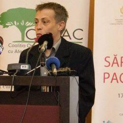 Radu Ganescu, membru in bordul European Patient Forum