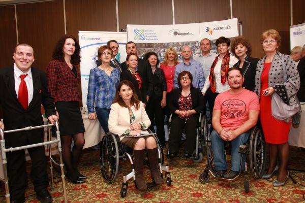 Mesajul deputatei Claudia Boghicevici catre Consiliul National al Dizabilitatii