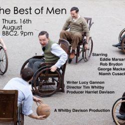 The best of men sau povestea de inceput a jocurilor paralimpice