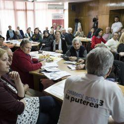 Parlamentul Seniorilor abordeaza comisiile de specialitate din Parlamentul Romaniei