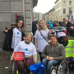 Federatia Internationala pentru spina bifida si hidrocefalie, apel la Parlamentul European