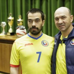 Romania organizeaza Turneul de Calificare la Campionatul European de Fotbal pentru Nevazatori