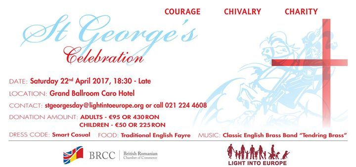 St George`s Celebration